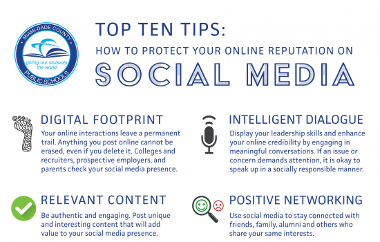 Top Ten Tips on Social Media