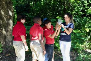 4th/5th Grade Deering Estate Fieldtrip